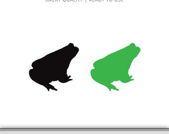 340x270 Peeking Frog Svg Clipart Tailless Amphibians Peeking Frog
