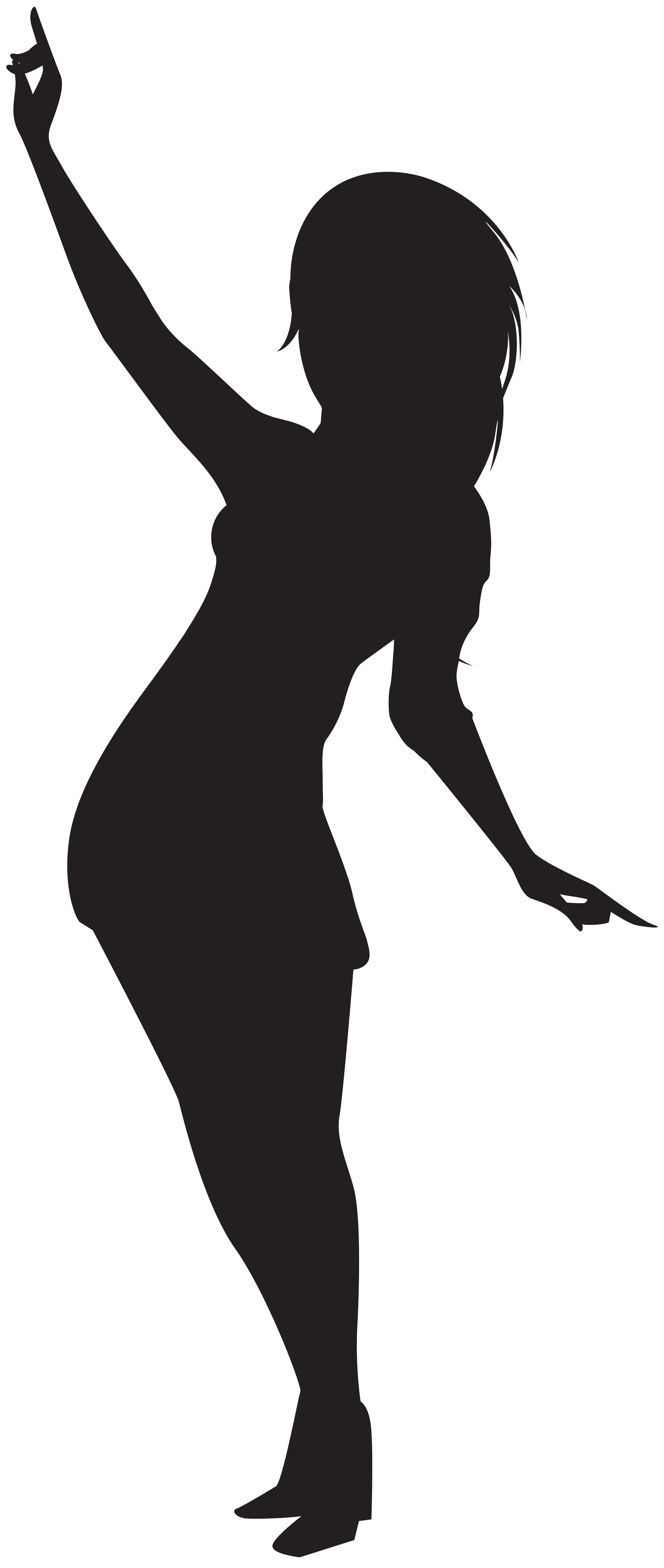 3389x8000 Dancing Girl Silhouette Png Clip Artu200b Gallery Yopriceville