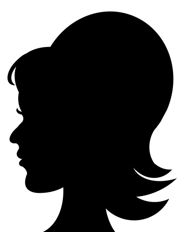 618x800 11 Best Morgan Project Images On Silhouettes, Woman