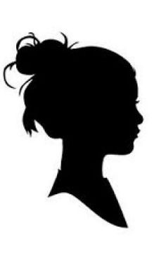 236x368 Vector Silhouettes Of Girls Hairstyles