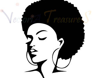 340x270 Afro Svg Etsy