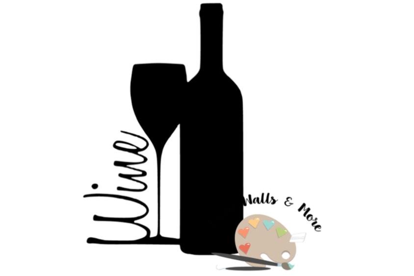 844x562 Svg Wine Glass Wine Bottle Wine Glass C Design Bundles