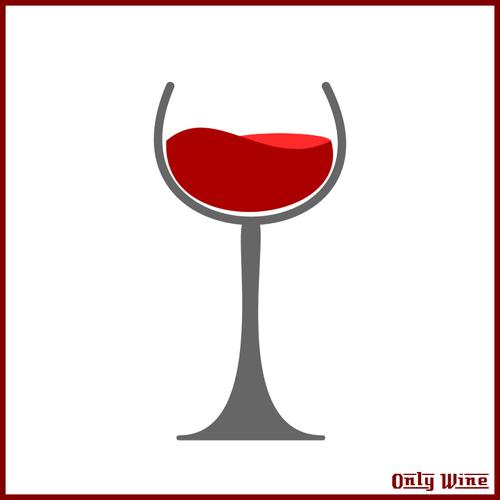 500x500 Tall Wine Glass Silhouette Public Domain Vectors