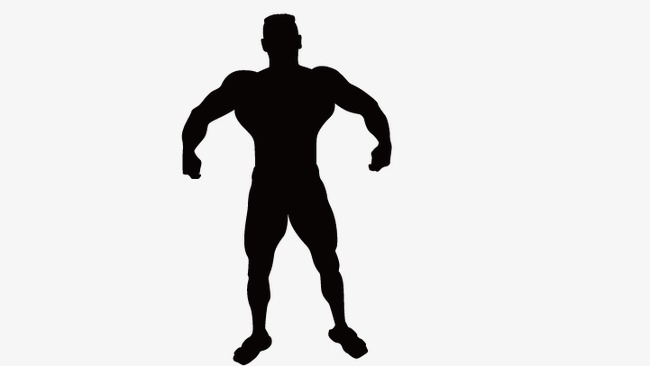650x366 Fitness People, Fitness Silhouette Figures, Silhouette Figures Png