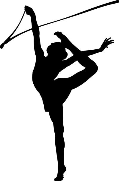 400x605 Ribbon Gymnastics Clipart Amp Ribbon Gymnastics Clip Art Images