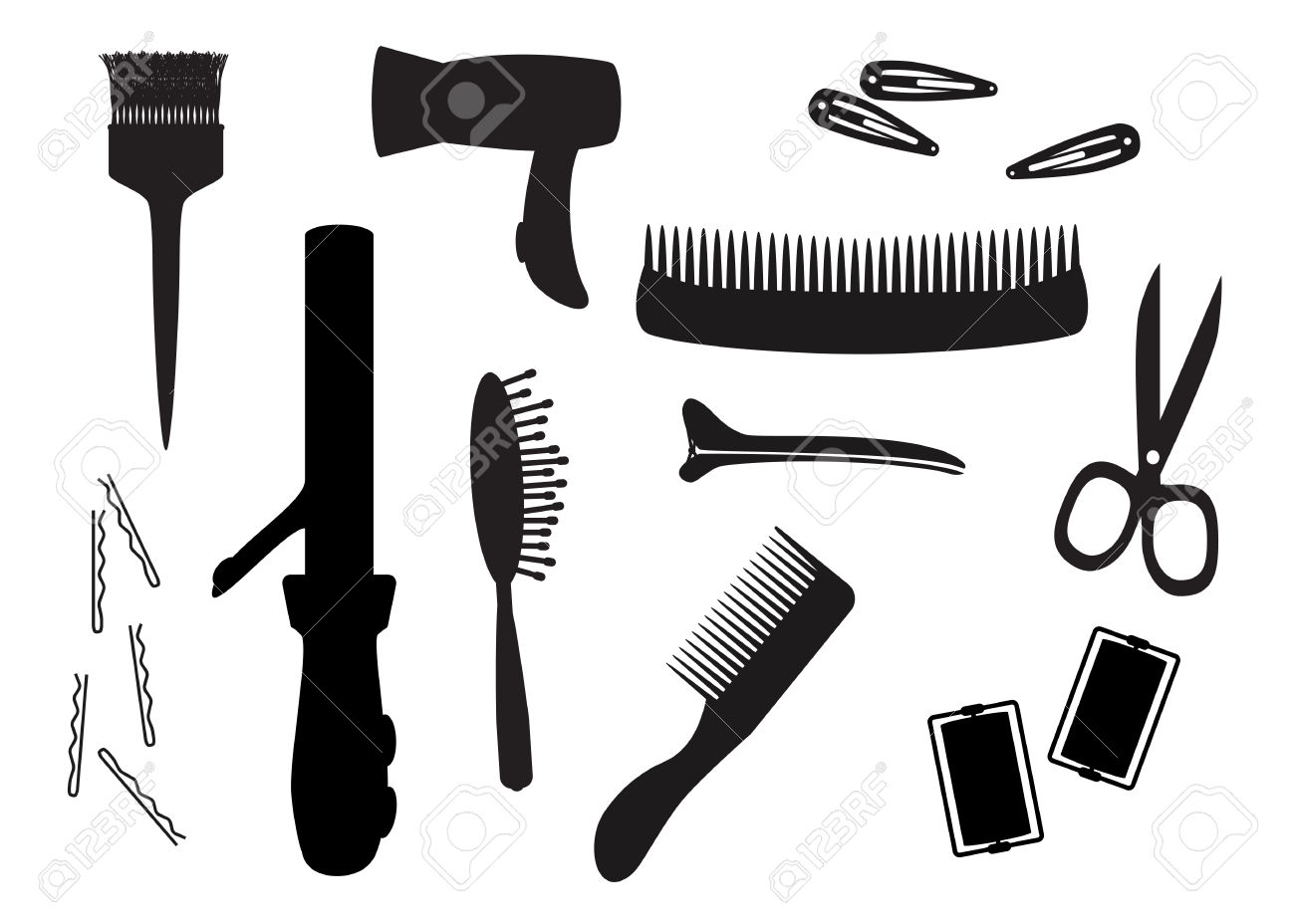 1300x928 Cuisine Hairdressing Equipment Images Amp Stock Pictures Royalty