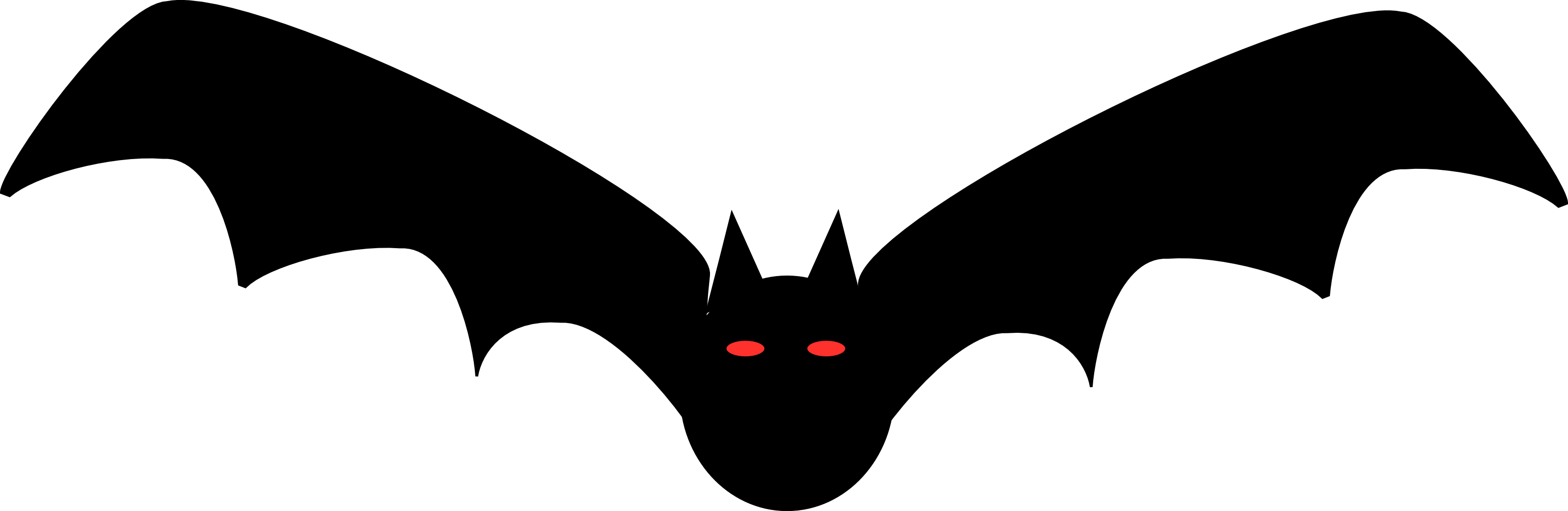 silhouette halloween images at getdrawings com free for personal rh getdrawings com  halloween bat clipart black and white