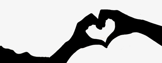 650x253 Fig Hand Than Love Silhouette, Hand Over Love, Silhouette Figure