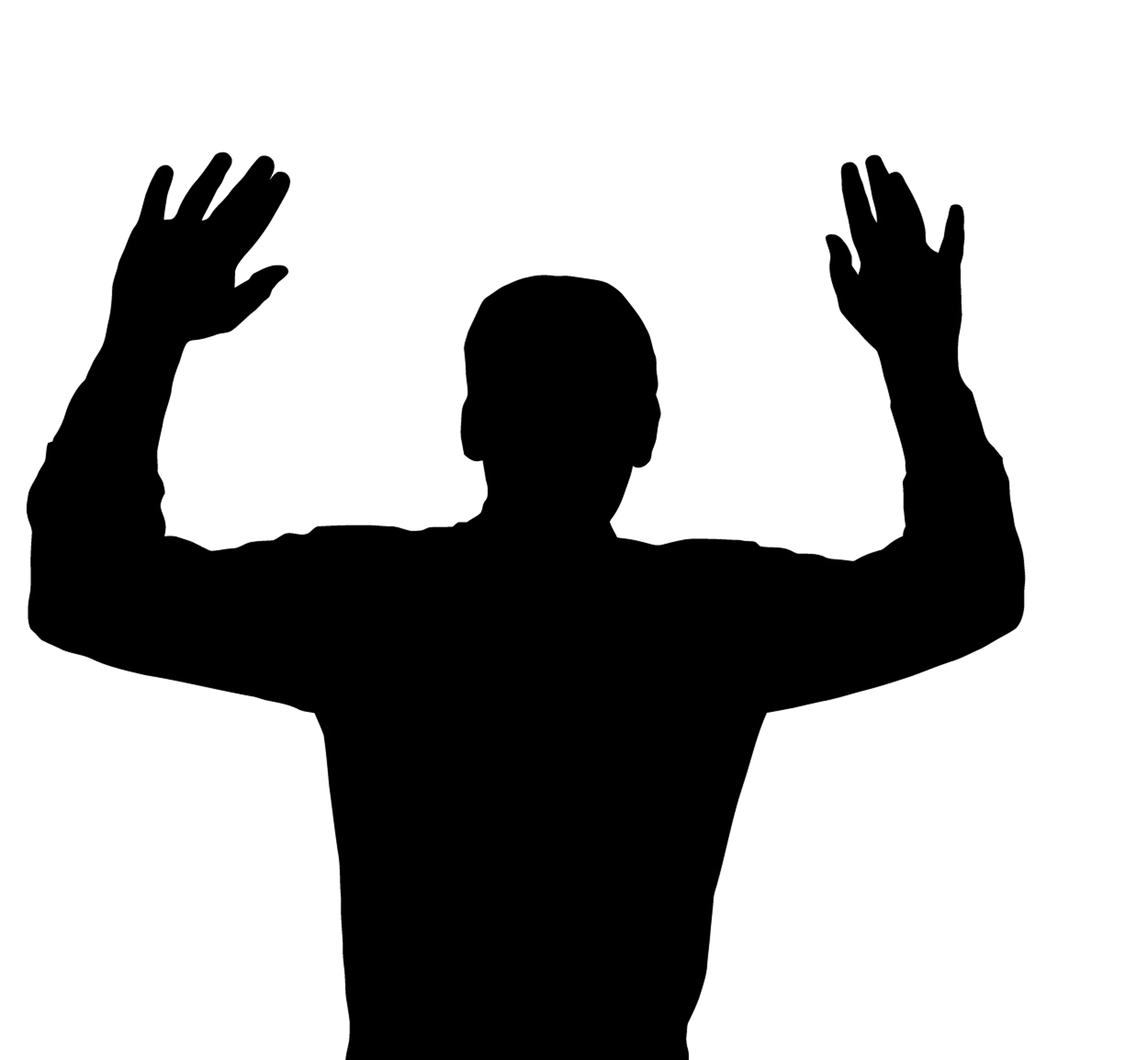 4500x4154 Breaking Ferguson Hands Up Don'T Shoot Appears To Be Made Up