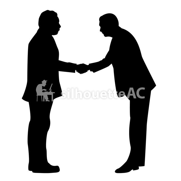 750x750 Free Silhouette Vector 1 Person, Bow