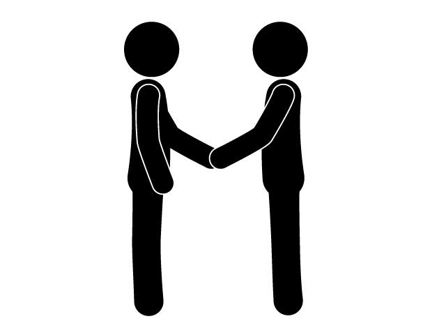 640x480 Handshake