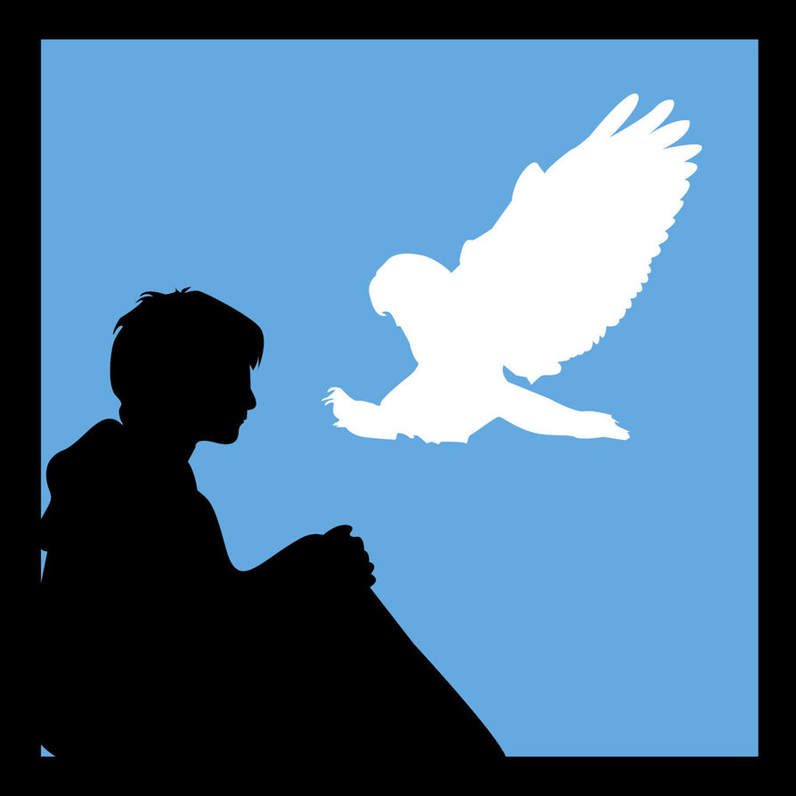 894x894 Harry Potter Silhouette By Dreambig20761