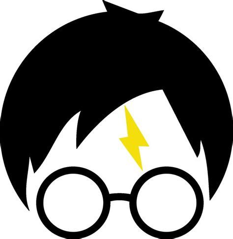 474x486 Harry Potter Silhouette