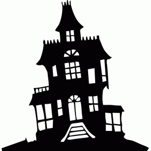silhouette haunted house at getdrawings com free for personal use rh getdrawings com