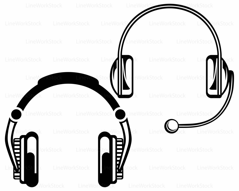 1500x1200 Headphones Svgheadphones Clipartheadphones Svgheadphones