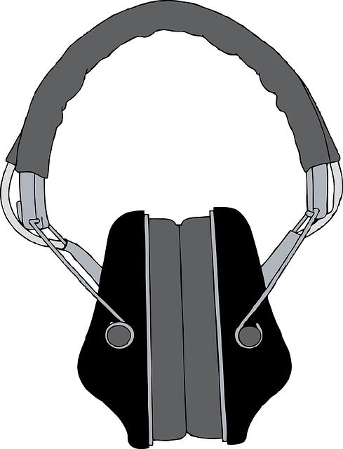 489x640 Music, Silhouette, Recreation, Cartoon, Headphones
