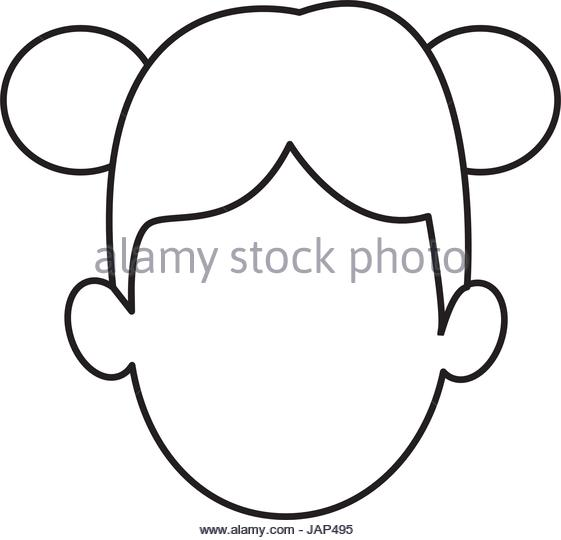 561x540 Silhouette Woman Head Vector Stock Photos Amp Silhouette Woman Head