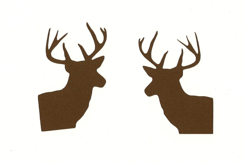 1500x1000 Deer Head Silhouette Clip Art Clipart