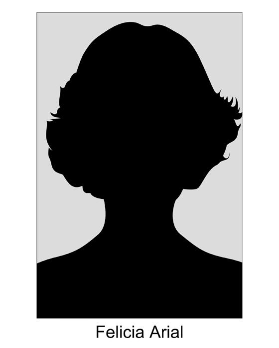 Silhouette Headshot