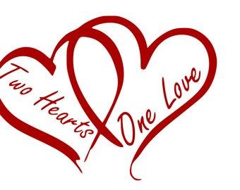 340x270 Hearts Svg Etsy