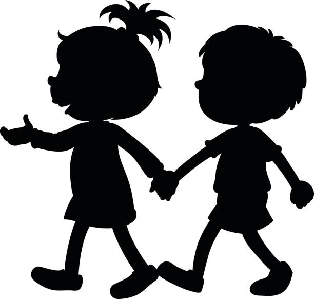 silhouette holding hands at getdrawings com free for personal use rh getdrawings com