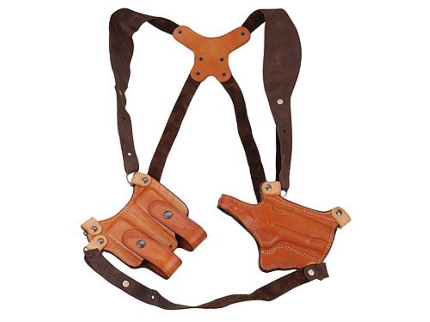 880x660 Leather Shoulder Holster System