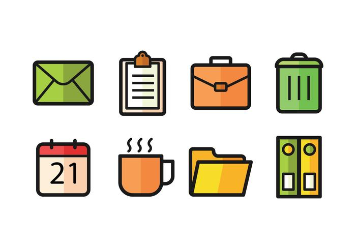 700x490 Office Icon Pack