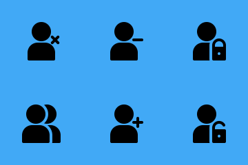 360x240 People Icon Pack