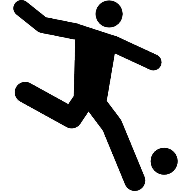 626x626 Free Footballer Icon 210856 Download Footballer Icon