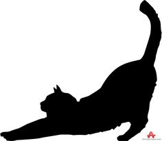 236x206 Free Vector Cats Silhouettes Silhouettes, Cat Vector And Cat
