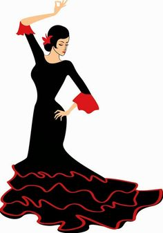 236x338 Flamenco Dancer