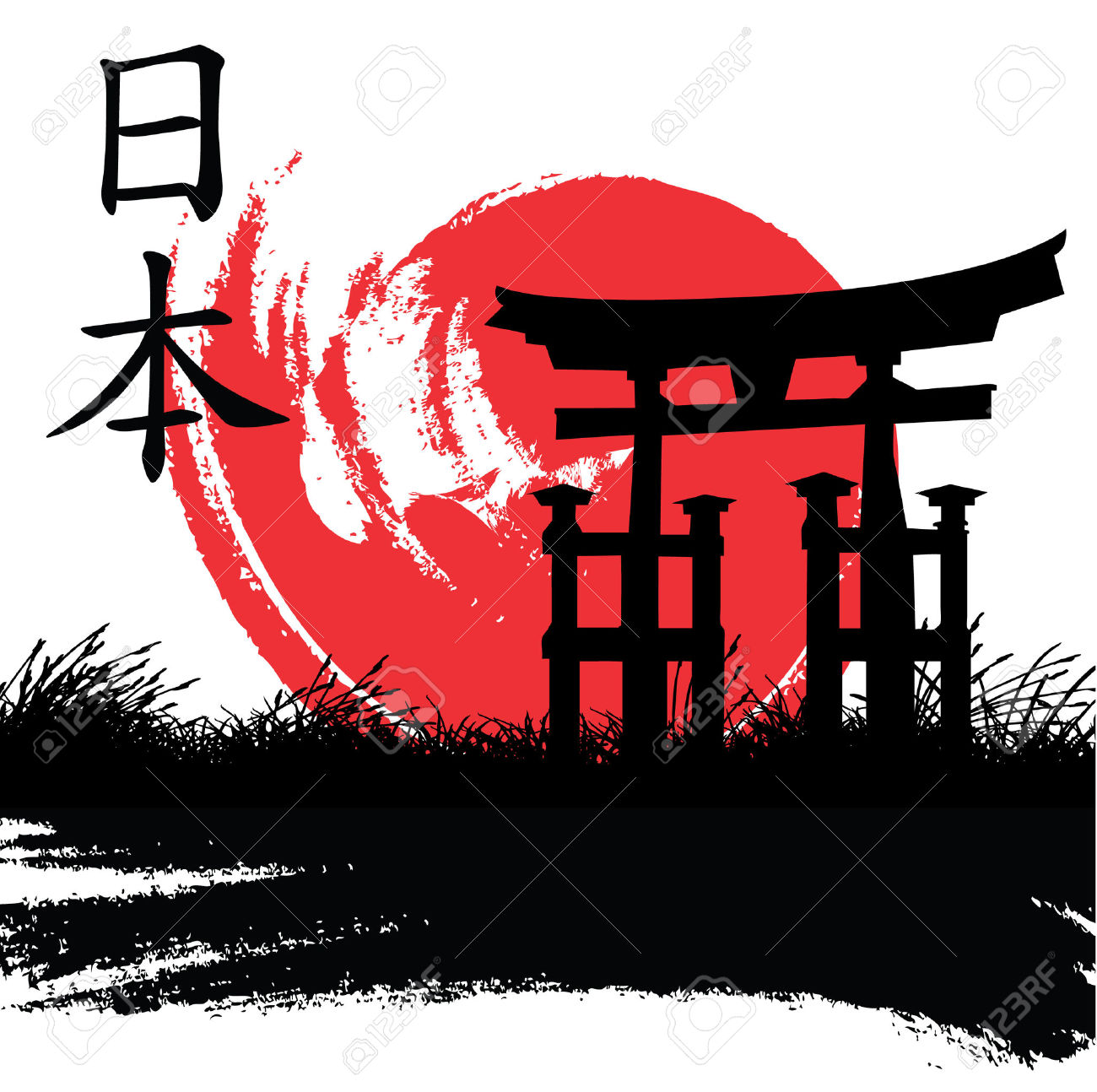 1300x1294 Japan Clipart Japanese Temple