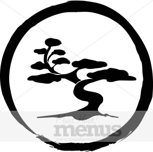 300x298 Japanese Clipart Bonsai Tree