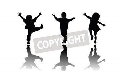 400x273 Silhouette Of Children Playing Free Lirch090900001.jpg Cup O T