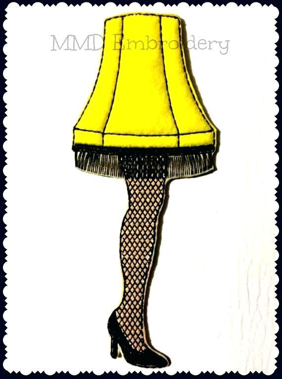570x766 Leg Lamp Silhouette Click To Enlarge Lamps Mycrimea.club