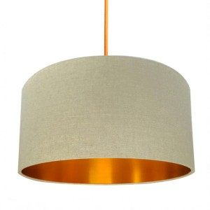 300x300 Silhouette Linen Lampshade (Cole Amp Son The Woods)