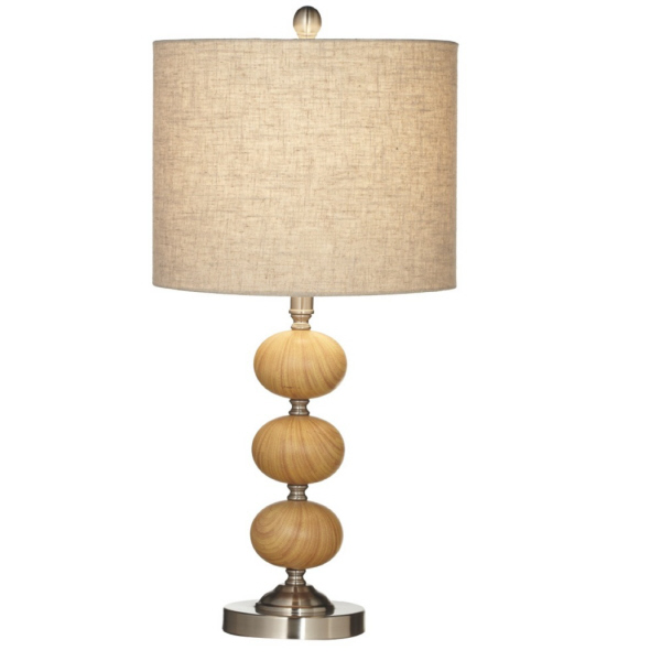600x600 Wood Grain Table Lamp Lamps And Shades Wood Grain