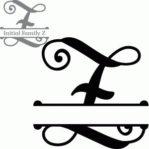300x300 53 Best Monograms Images On Silhouette Design