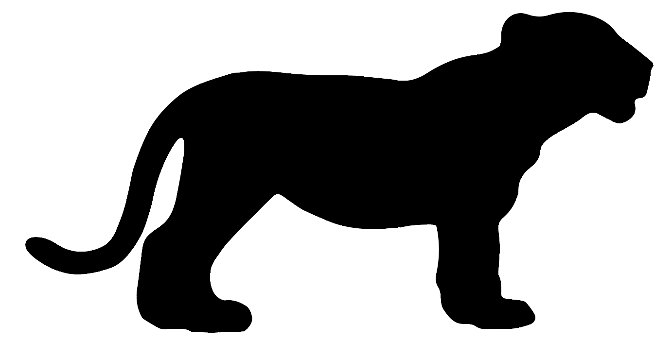 1382x700 Lion Cub Clipart Black And White