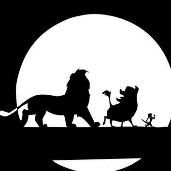 354x354 Shop Lion King Decal On Wanelo