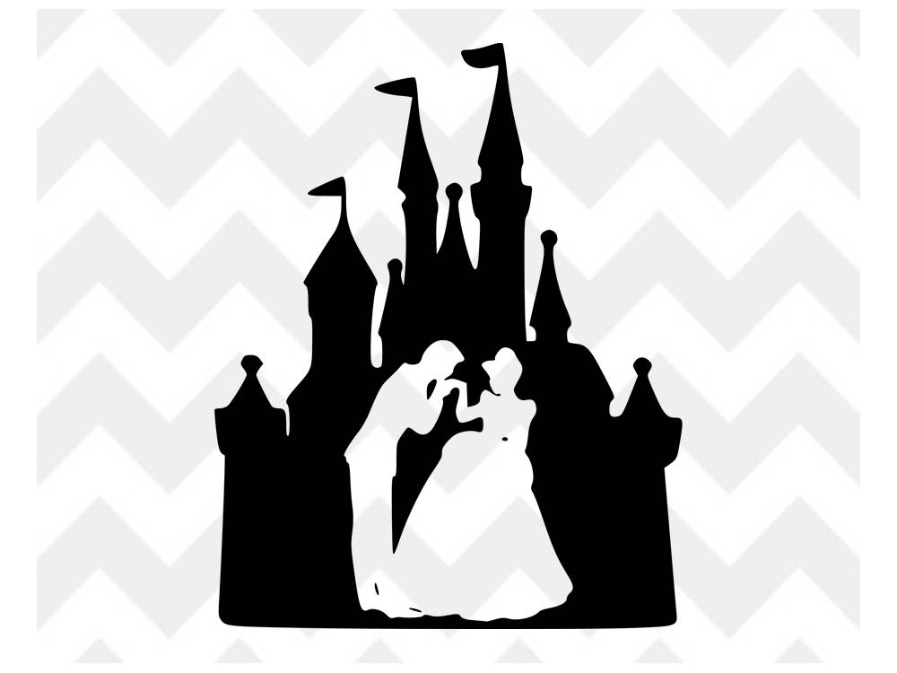 1000x750 Cinderella Svg Cinderella Castle Svg Disney Svg Magic