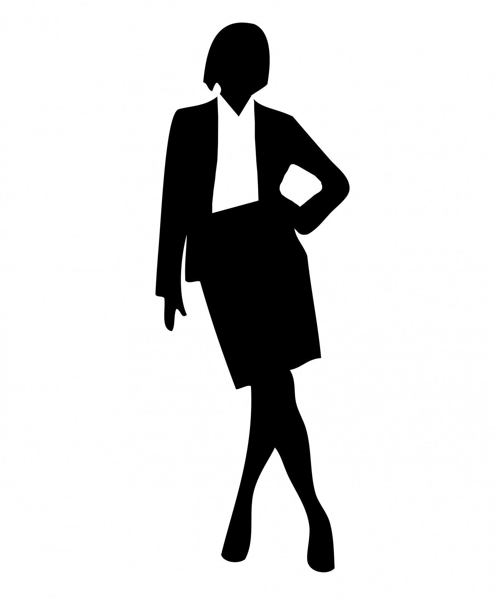 1594x1919 Woman In Business Suit Free Stock Photo