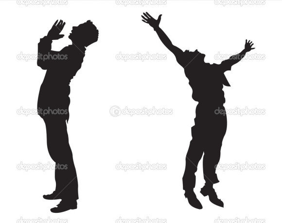 580x459 Black Man Praying Clipart