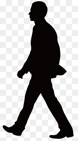 260x471 Png Silhouette Man Transparent Silhouette Man.png Images. Pluspng