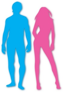 208x300 Free Man And Woman Clipart Image 0071 0906 0822 2129 Computer