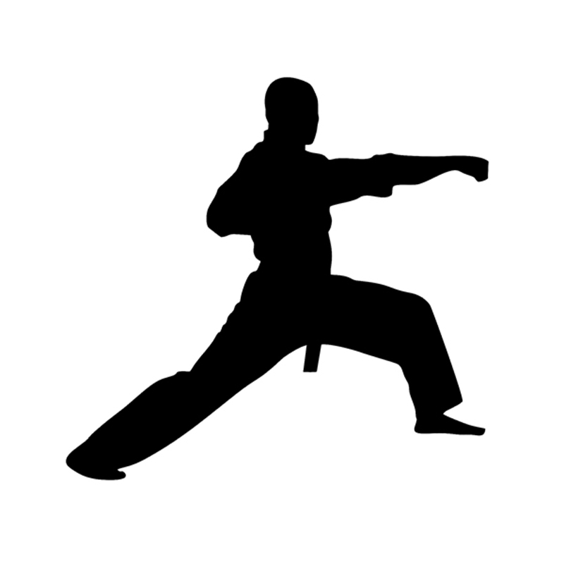 Silhouette Martial Arts