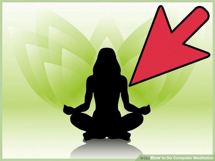 Silhouette Meditation