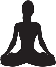 236x278 Meditating Buddha Silhouette Png Clip Art Silhouette