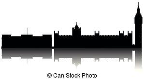 300x164 Cityscape Silhouette Vector Clipart Eps Images. 25,075 Cityscape