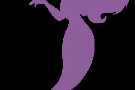 450x300 Mermaid Clipart Transparent